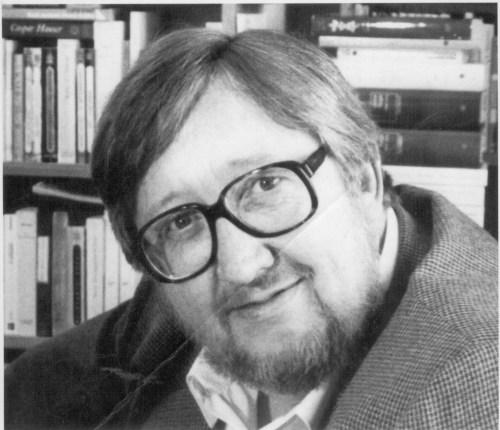 André Belleau, portrait