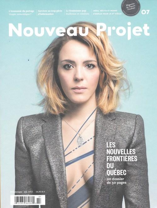 Nouveau projet, 07, 2015, couverture