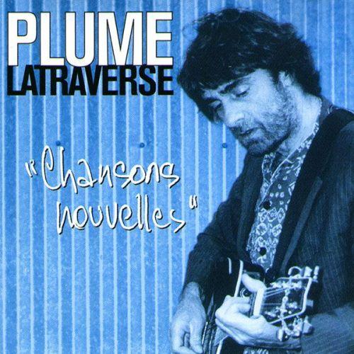 Plume Latraverse, Chansons nouvelles, 1994, pochette