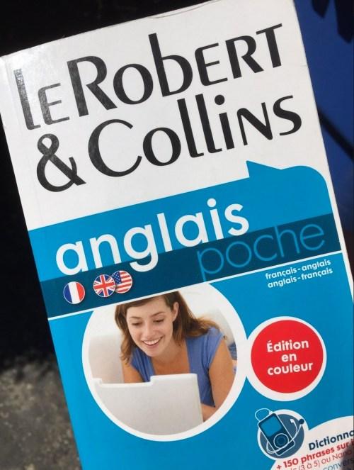 Le Robert & Collins. Anglais. Poche, couverture