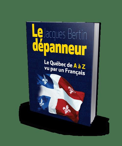 Jacques Berrtin, le Dépanneur, 2011, couverture