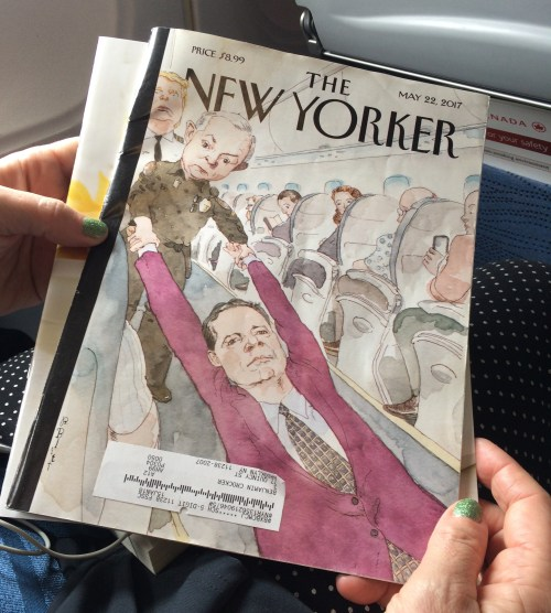 Couverture du magazine The New Yorker