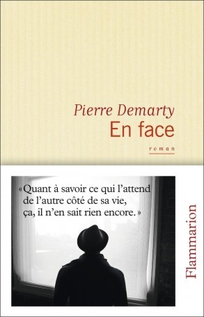 Pierre Demarty, En face, 2014, couverture
