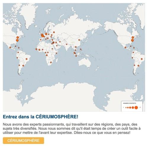 «Cériumosphère»