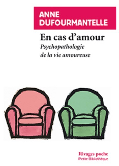 Anne Dufourmantelle, En cas d'amour, 2012, couverture