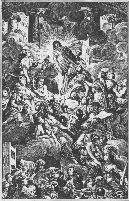 Frontispice de l'Encyclopédie, 1772