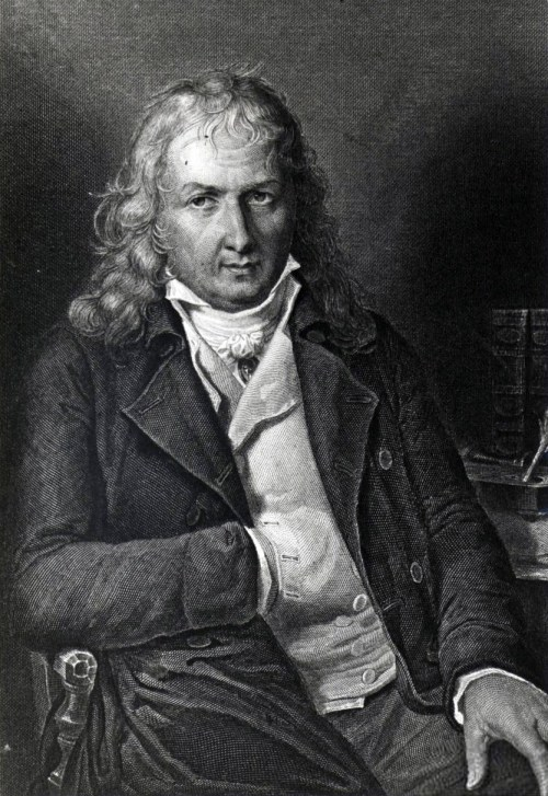 Portrait de Bernardin de Saint-Pierre