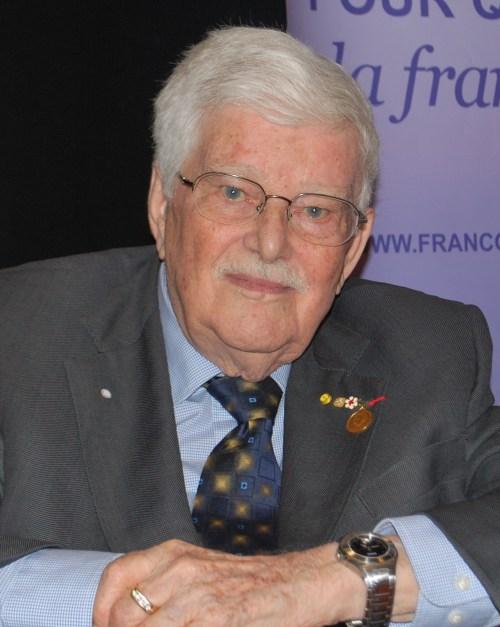 Photographie de Paul Gérin-Lajoie, 2012, par Simon Villeneuve