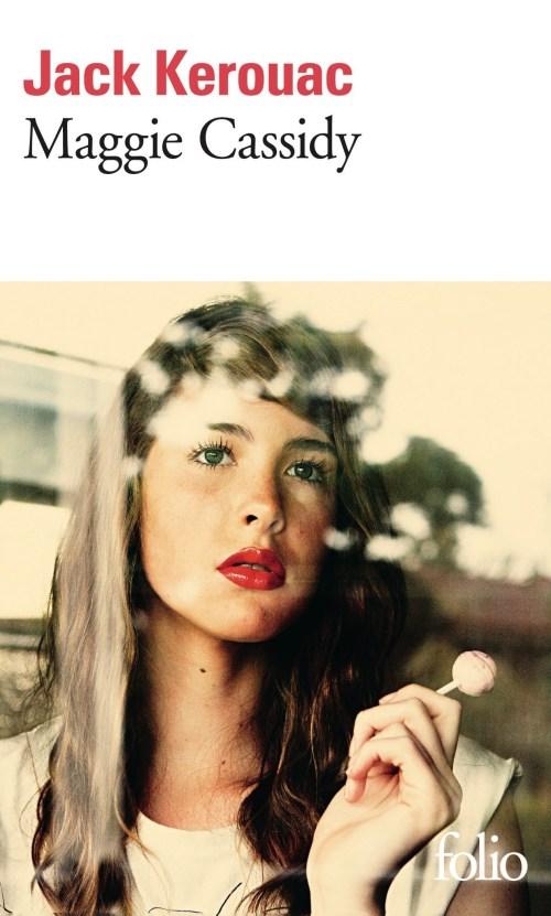 Jack Kerouac, Maggie Cassidy, éd. de 2013, couverture