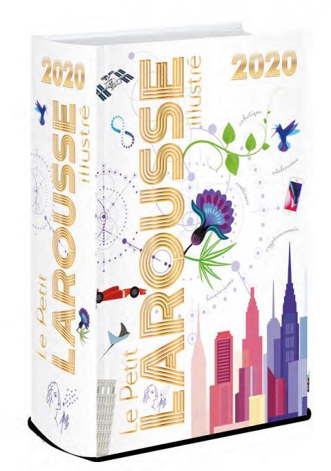 Le Petit Larousse 2020, couverture