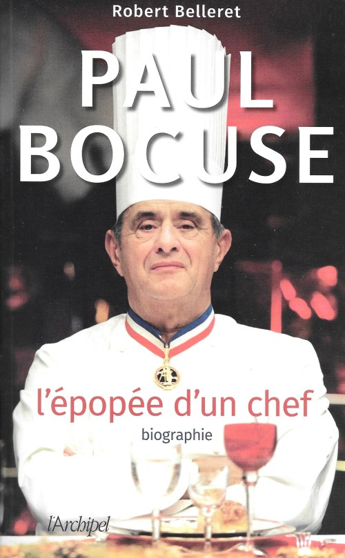 Robert Belleret, Paul Bocuse, 2019, couverture