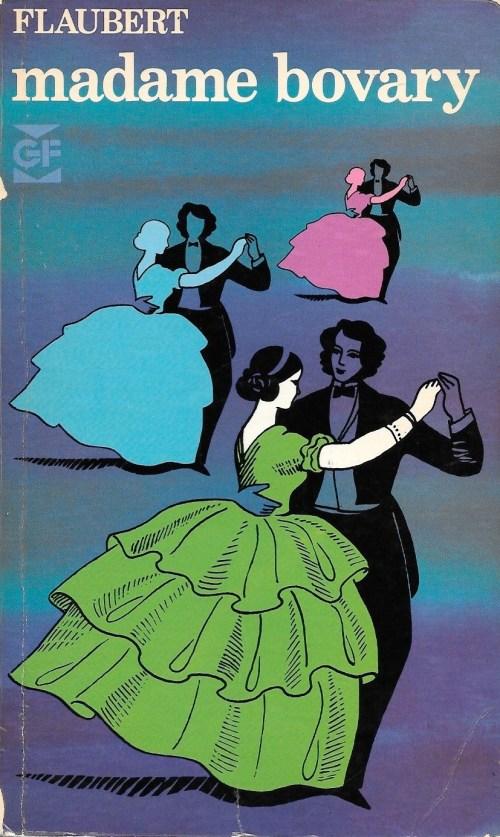 Gustave Flaubert, Madame Bovary, éd. de 1966, couverture