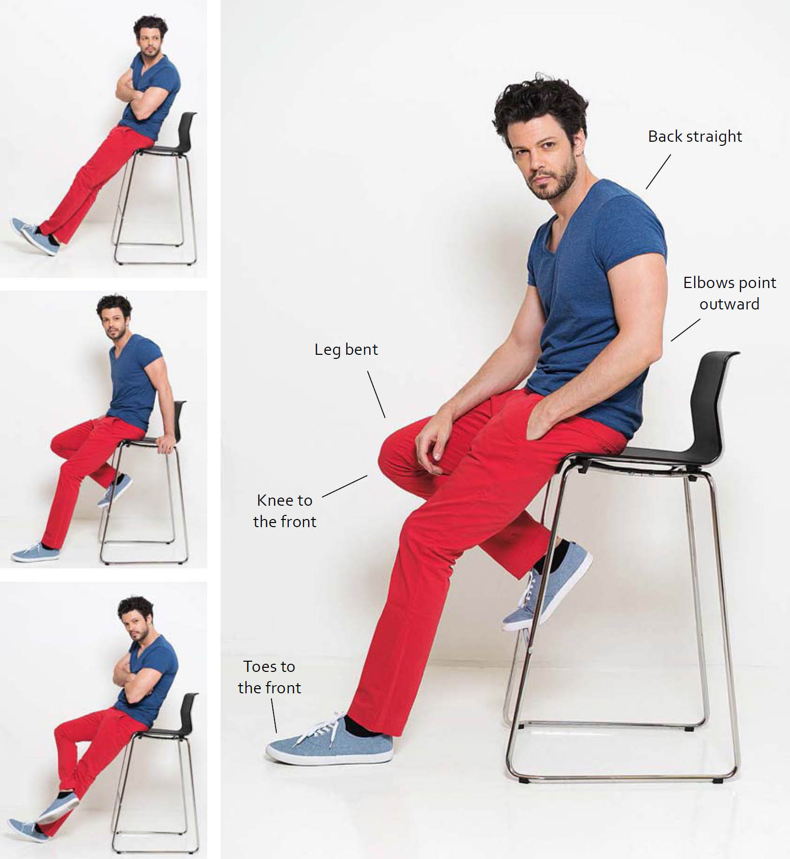 Chair Pants 149 Tall Chair Pose Book