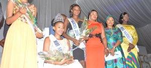 Rwandan Kwizera crowned Miss Naiades 2016