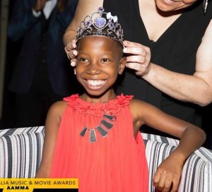 Nigerian Emmanuella Crowned Princess of Comedy in Australia