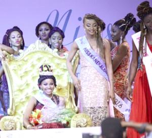 Ghanaian Crowned Runnerup at Miss Kanekalon 2016