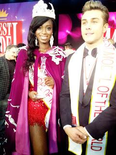 Best Model Nigeria Queen Wins Best Model International 2016