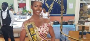 Queen Sabina Awuni Crowned Miss Ghana UK 2017.