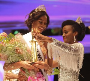 Meet Ihezue Ugochi Winner MBGN 2017