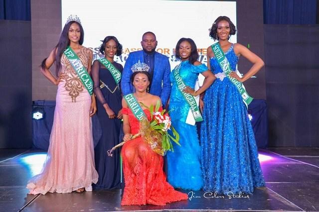 Precious Emezi Wins MAFP Pageant 2017