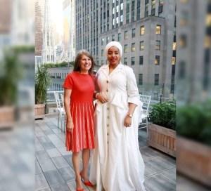 Olori Zaynab-Otiti Obanor Former Queen Of Ife Awarded Humanitarian Award