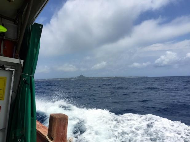 沖縄遠征2015 釣行1日目はメルリーナ号から出撃!