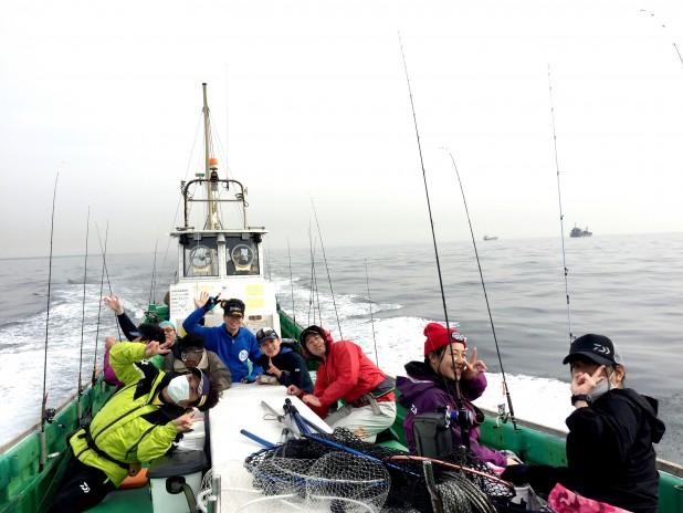 テンヤマゴチ試釣会
