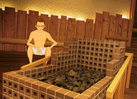 「横浜天然温泉 SPA EAS(スパ イアス)」サウナ「コオラウ」画像