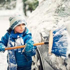 Хитрости зимнего ухода за автомобилем