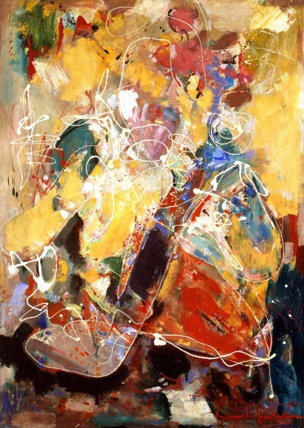 Hans Hofmann-Fantasia