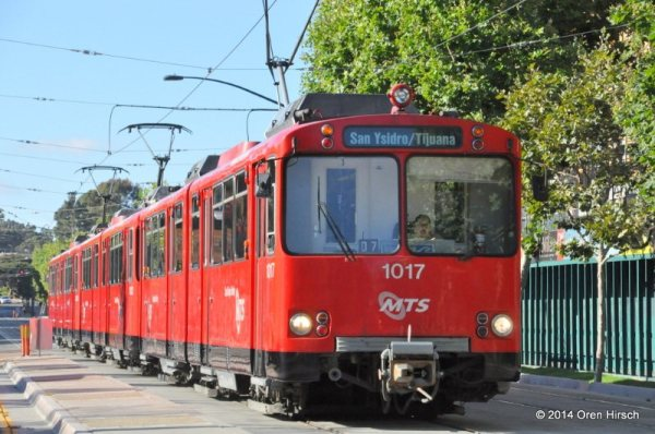 Siemens–Duewag U2 1017
