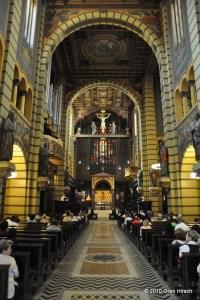 Mosteiro de São Bento de São PauloJuly 22, 2010