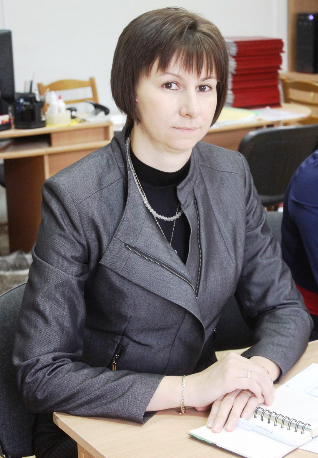 Самсоненко Людмила Сергеевна