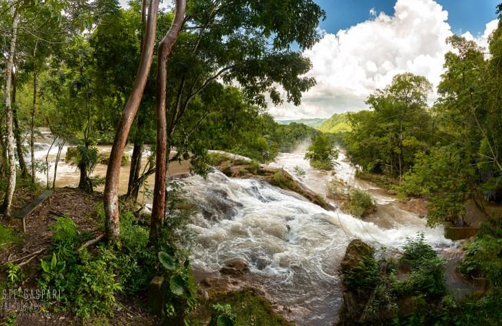 Agua Azul Waterall - Chiapas - Mexico