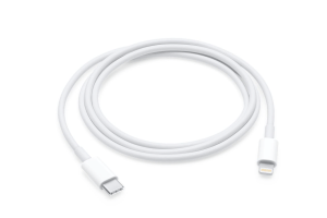 USB-C to Lightning Cable image