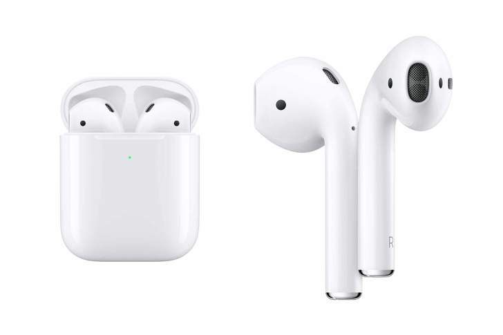 AirPods 写真