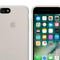 iPhone7のおすすめ最強ケースと言えば、デザイン最高のオリジナルApple純正シリコンケースが人気でしょ!ってこと。