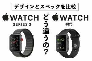 AppleWatchデザインスペック比較のアイキャッチ