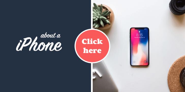クリックバナー画像|iPhone