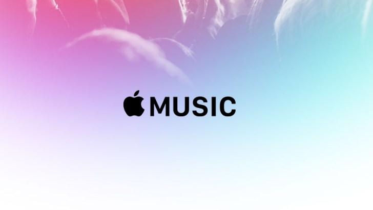 AppleMusicバナーの画像