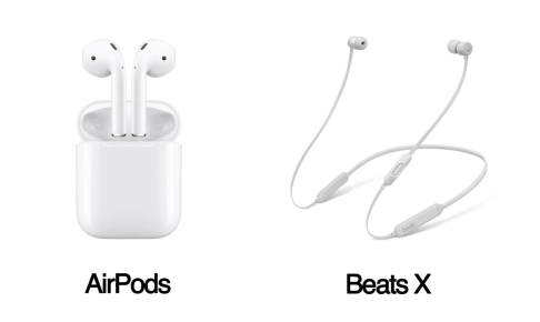 AirPodsとBeats Xを買うならどっちがおすすめ?16項目を徹底比較!音質や再生時間,チップやスペックなど。