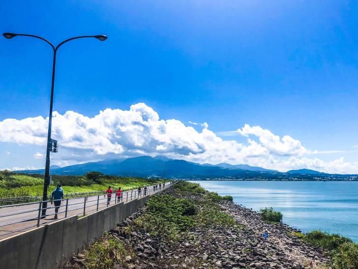 諫早湾 雲仙多良シーラインの画像