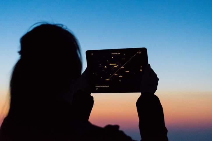 iPad Pro 使用 画像