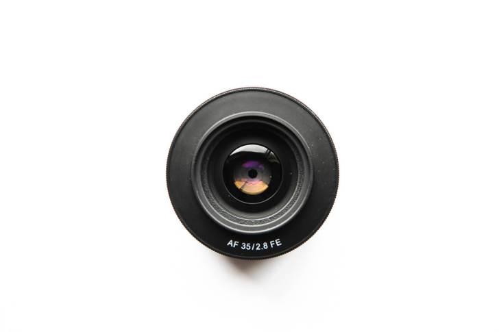 SAMYANG 35mm F2.8 AF④
