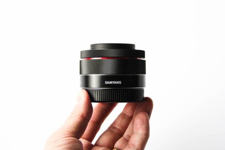 SAMYANG 35mm F2.8 AF⑤