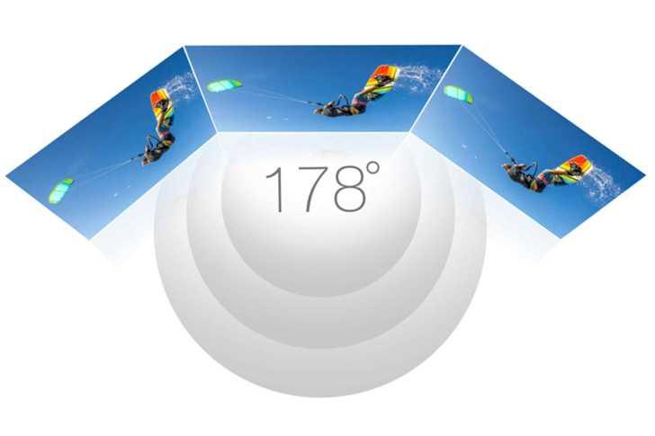SuperColor IPSパネルテクノロジー搭載 イメージ