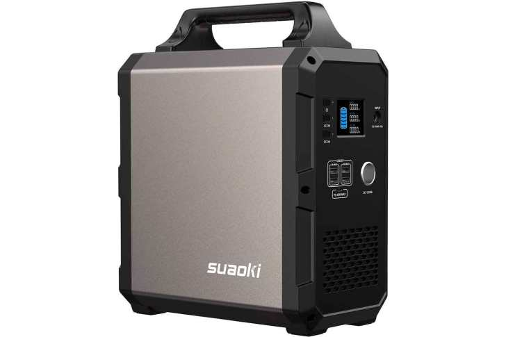 Souki-portable-power-supply-'G1200'