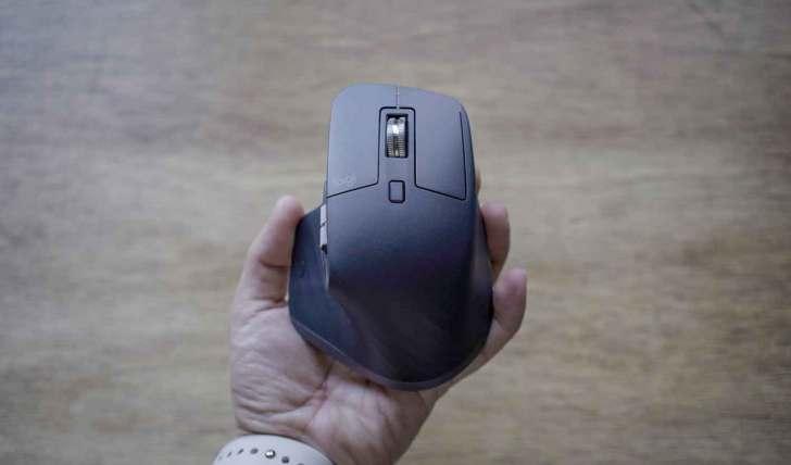 人間工学(エルゴノミクス)と自由なカスタマイズで作業効率が格段にアップするロジクールの高機能マウス。