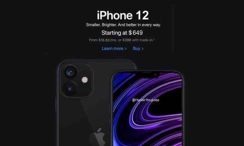 iphone12-Design-Concept