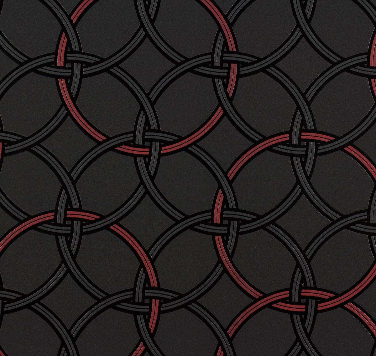 Rote Tapeten Wandgestaltung Bilderwelten Vliestapete Backstein